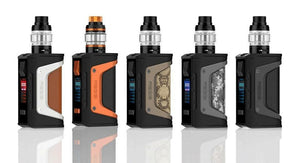 GeekVape Aegis Legend 200W TC Box Mod Kit In Stock