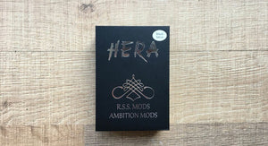 Hera 60W Box Mod By Ambition Mods and R. S. S.Mods