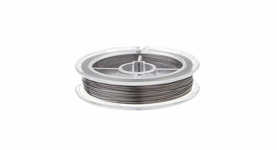 Pure Nickel Ni200 Wire for Rebuildable Atomizers X10M