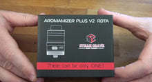 Load image into Gallery viewer, Steam Crave Aromamizer Plus V2 RDTA(Advanced Kit) In Stock