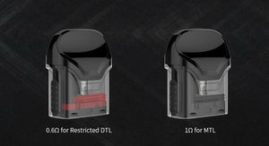 Uwell Crown Replacement Pod Cartridge