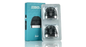 Vaporesso Zero Replacement Pod Cartridge (2-Pack)