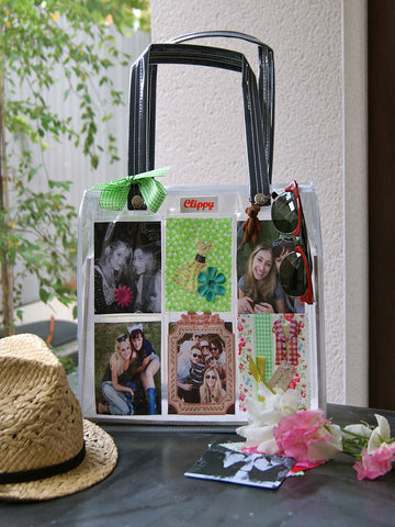 Style your own photo Small Tote handbag