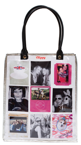 Clippy Photo Display Bag - Medium (18 photos in 18 pockets)