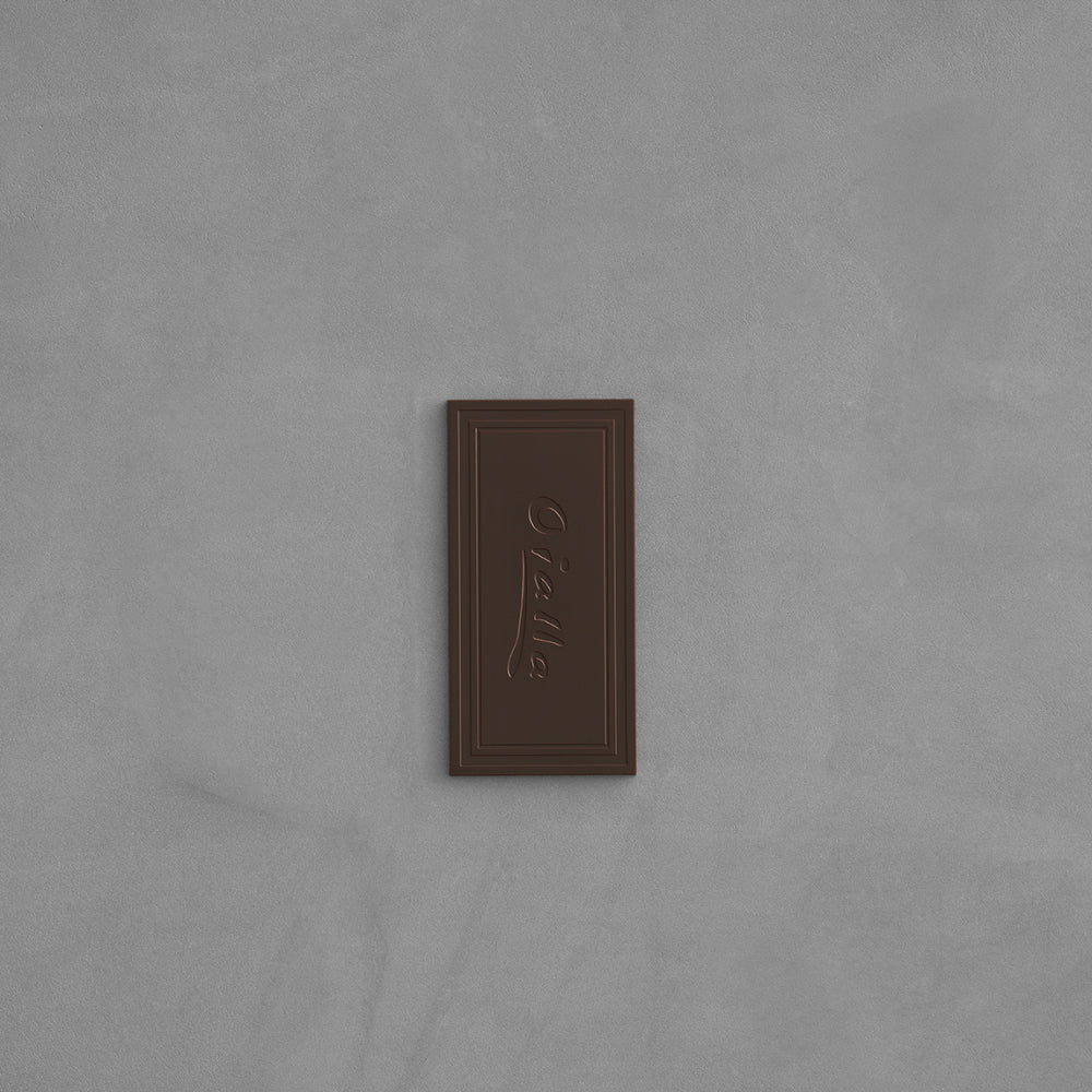 72% organic dark chocolate - Box 4 kg (with 60g unwrapped bar)