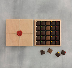 Nordic filled chocolates