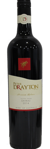 Peter Drayton Shiraz 2014