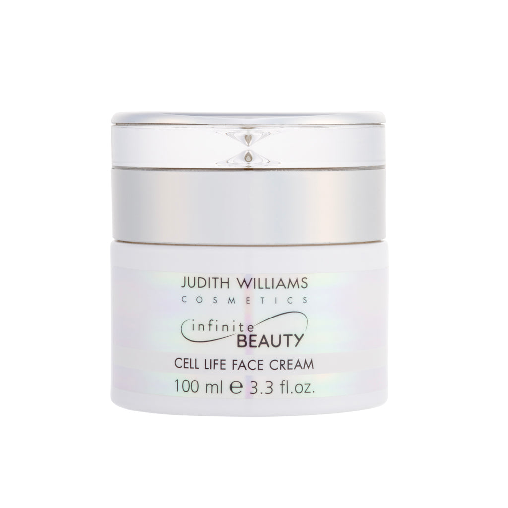 JUDITH WILLIAMS INFINITE BEAUTY CELL LIFE FACE CREAM  - 100ML