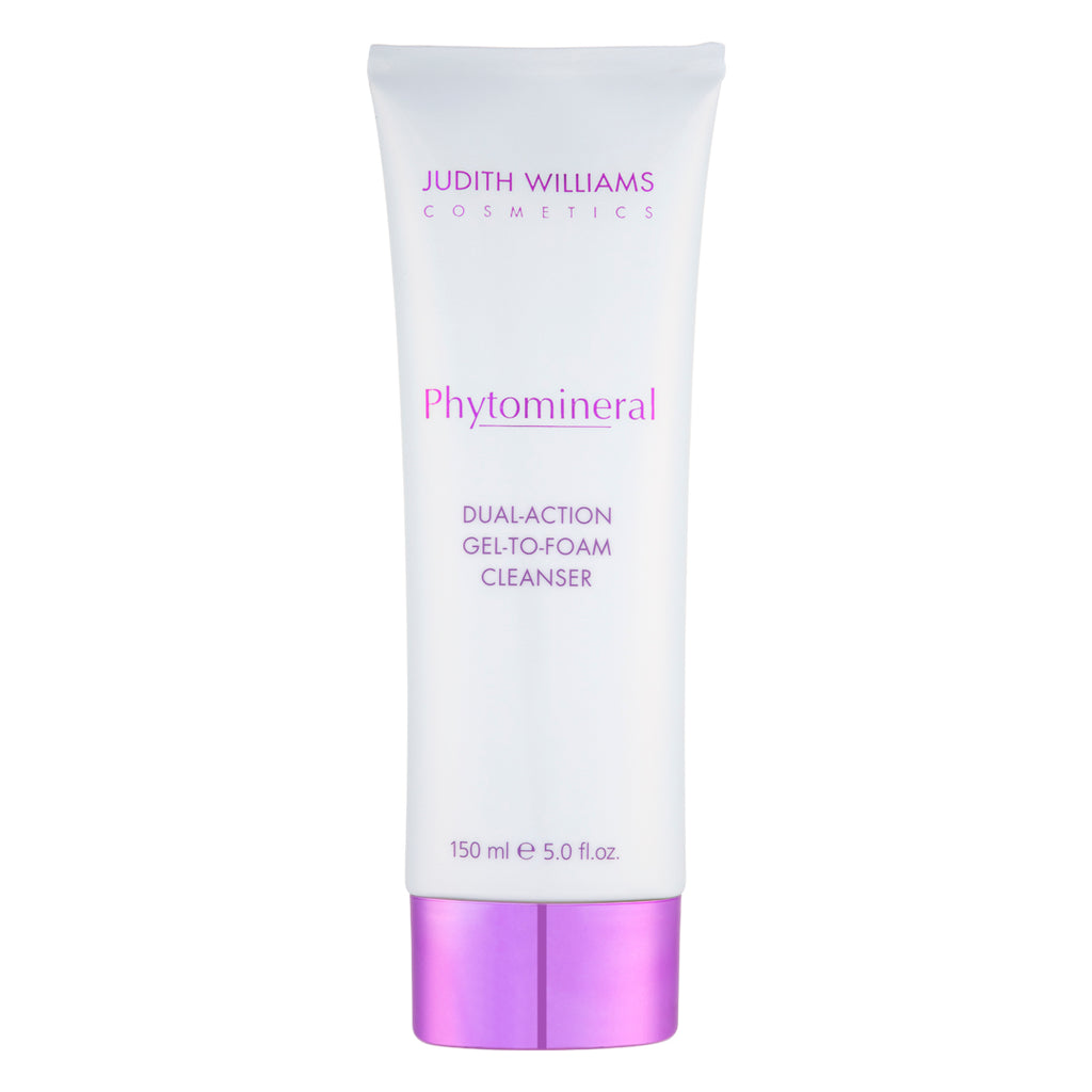 PHYTOMINERAL DUAL ACTION GEL TO FOAM CLEANSER - 150ML