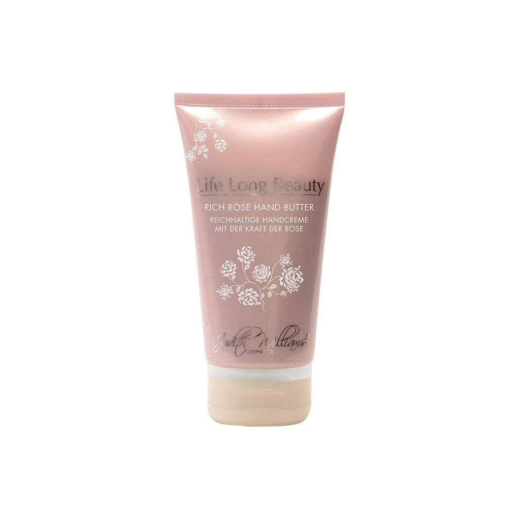 Judith Williams Life Long Beauty Rich Rose Hand Cream - 150ml