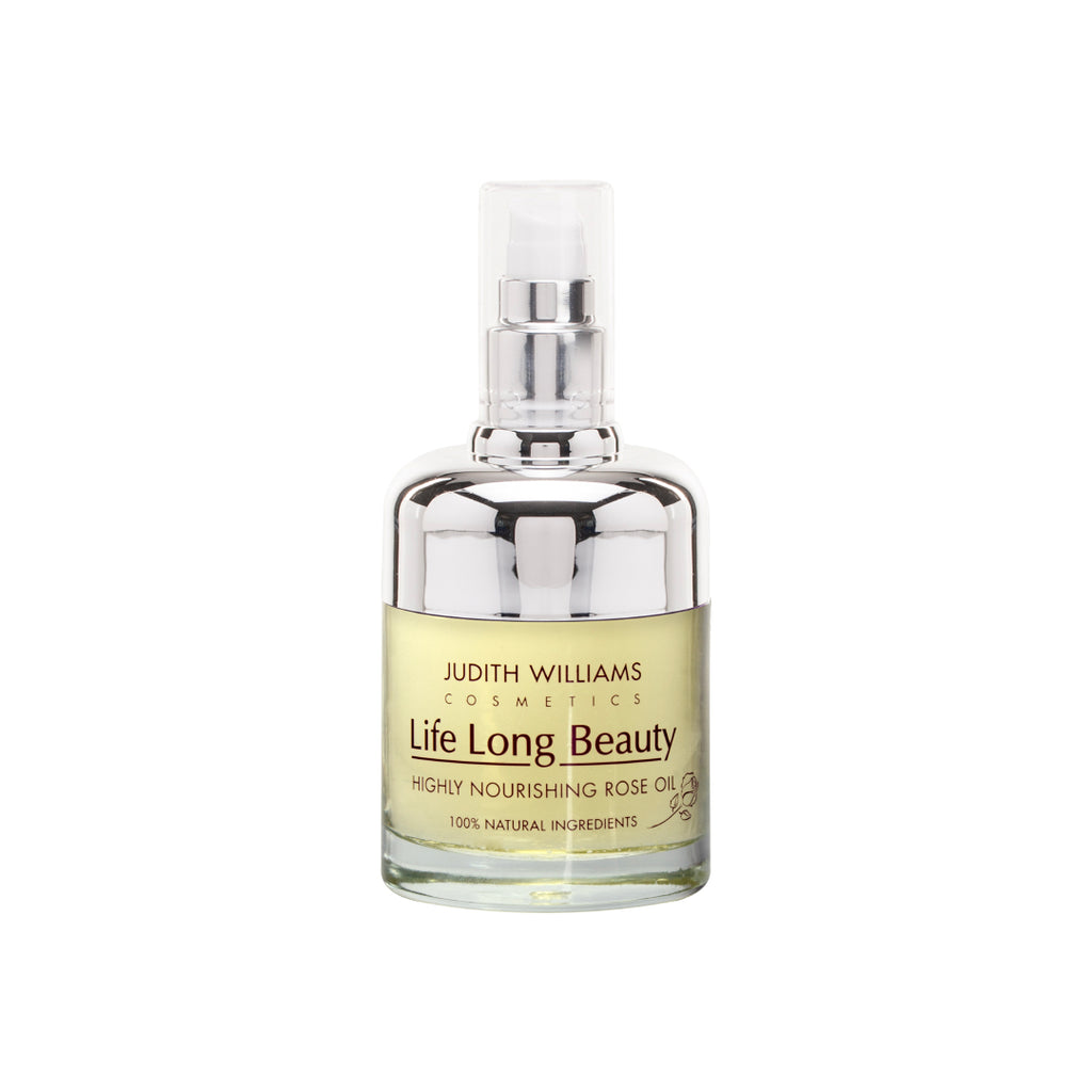 Judith Williams Life Long Beauty Rose Oil