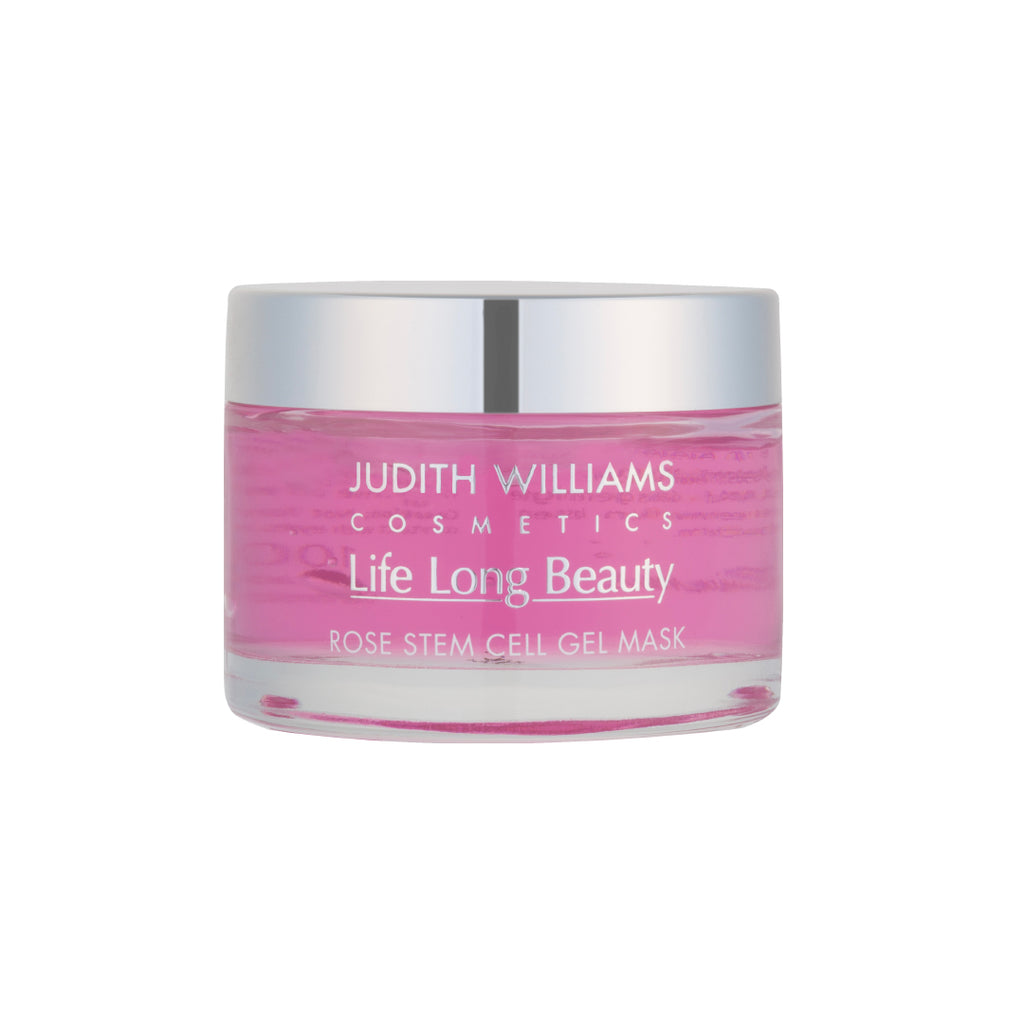 Judith Williams Life Long Beauty Rose Stem Cell Gel Mask - 100ml