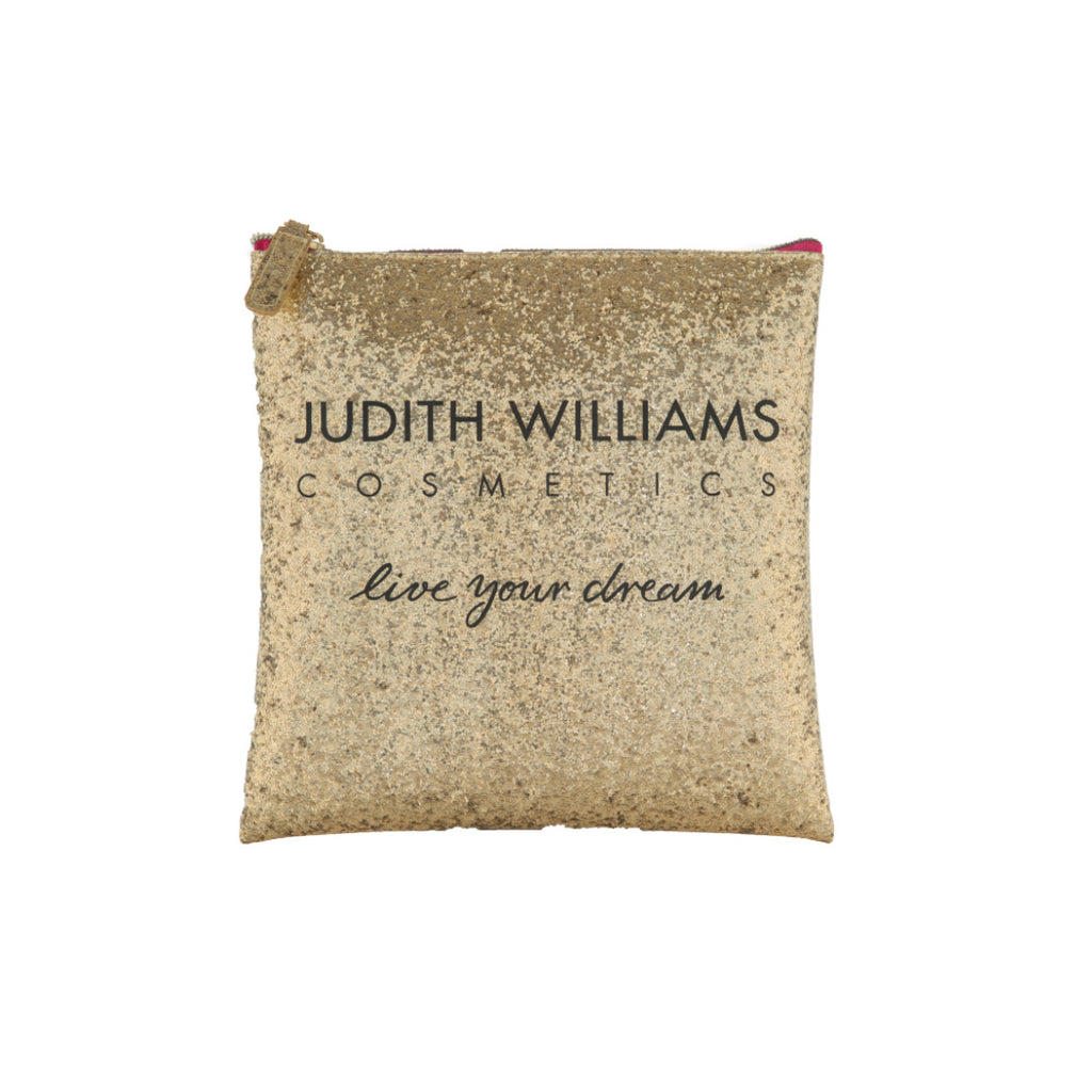 Judith Williams Live Your Dream Cosmetic Bag