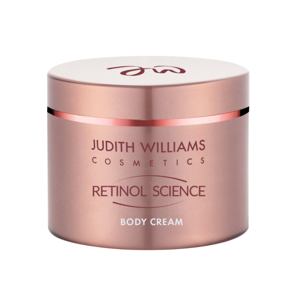 Judith Williams Retinol Science Body Cream - 400ml