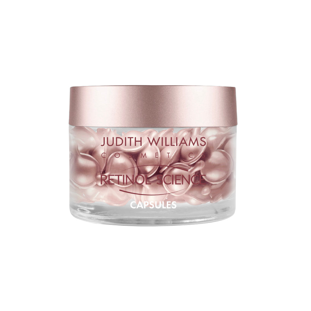 Judith Williams Retinol Science Capture Youth Retinol Capsules