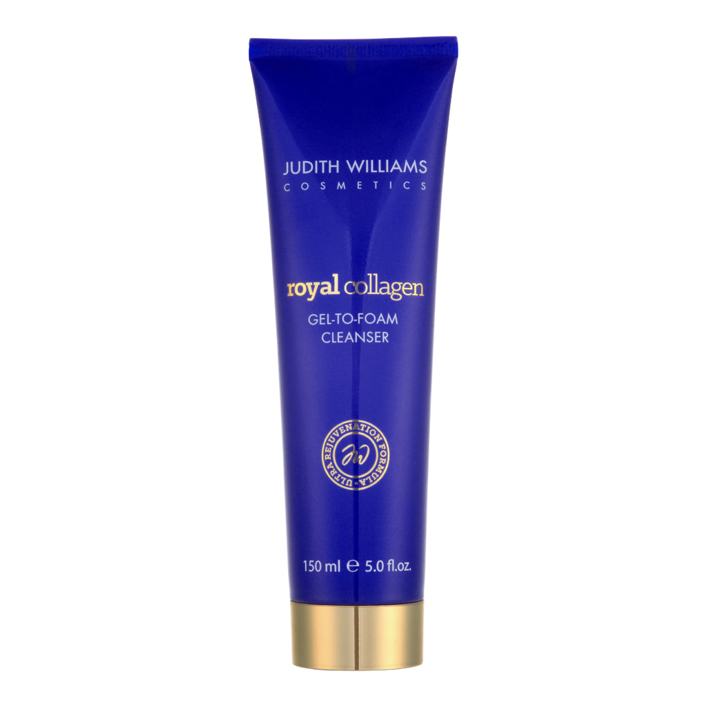 Judith Williams Royal Collagen Gel To Foam Cleanser - 150ml
