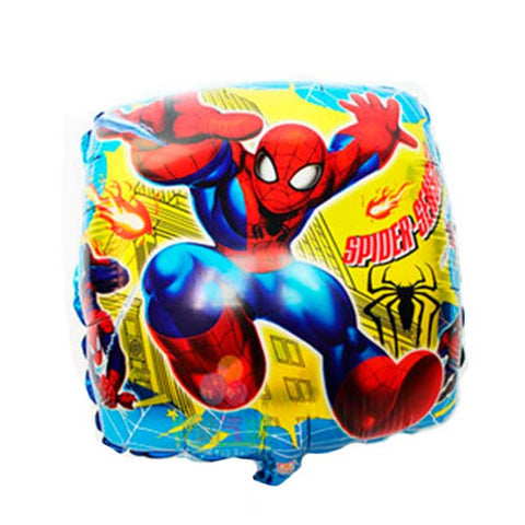 Globo metalizado Spiderman  45cm