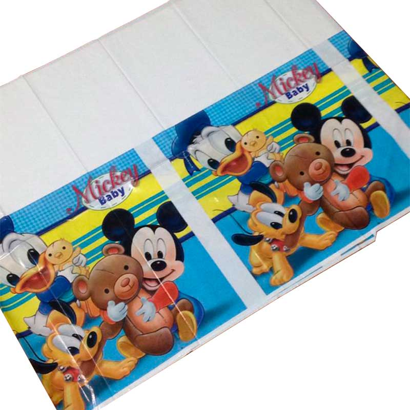mantel de baby mickey mouse