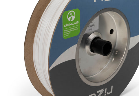Rizium One Spool - Certified Safe by UL GREENGUARD 2904