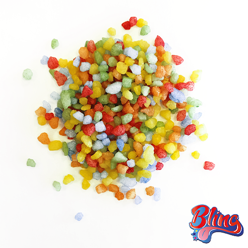 Multi Coloured Sugar Pearls