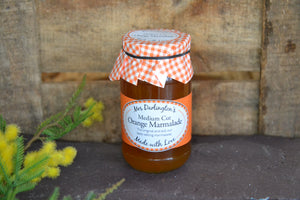 Mrs Darlington Medium Cut Orange Marmalade 340g
