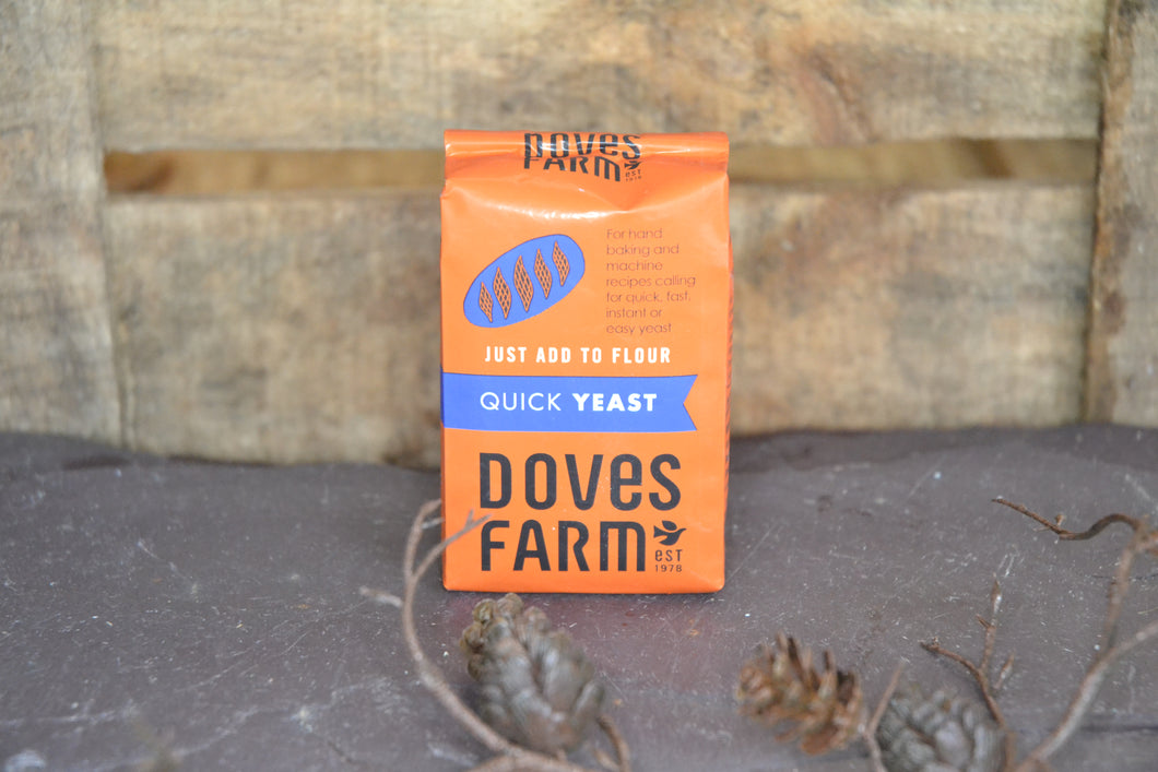 Doves Quick Yeast (125 grams)
