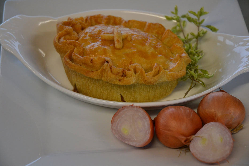 Oakchurch Minced Beef and Onion Pie (small)
