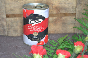 Tinned chopped Tomatoes (Epicure) 400 grams