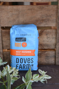 Doves Organic Self Raising Flour (1kg)