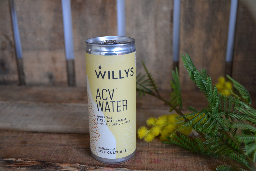 Willy's Sparkling Water