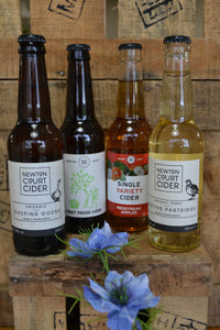 Newton Court Cider