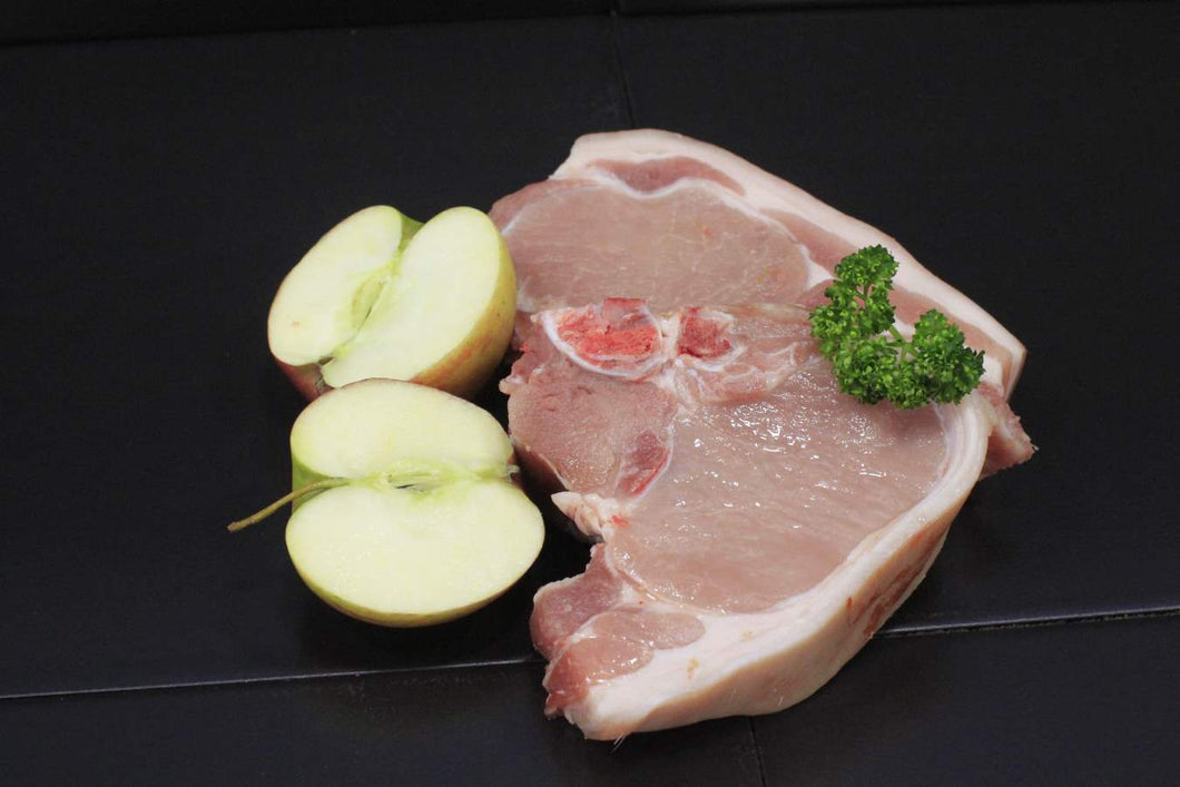 Free Range Pork Chops (8oz portion)