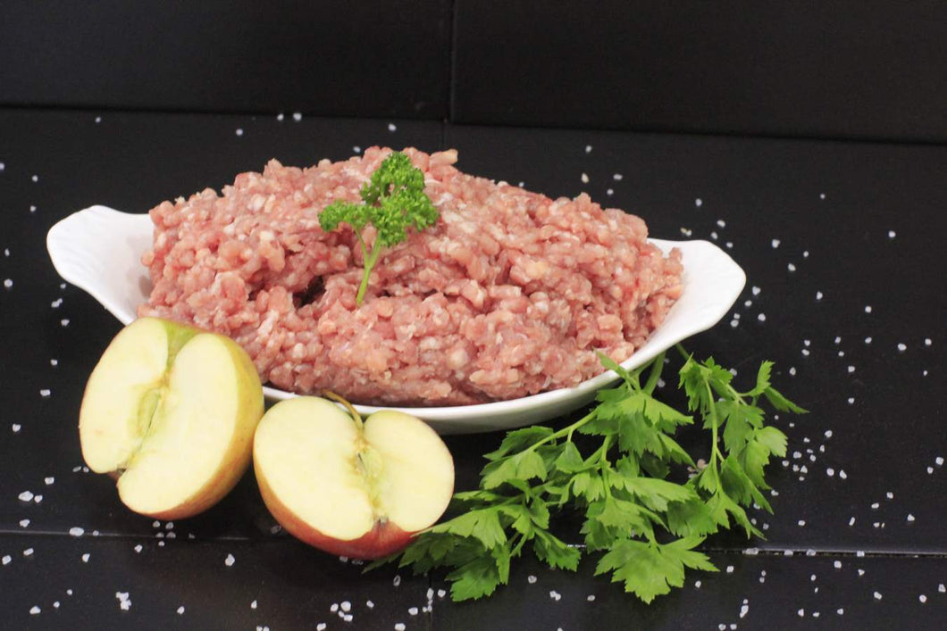 5 lb pack of Free Range Minced Pork