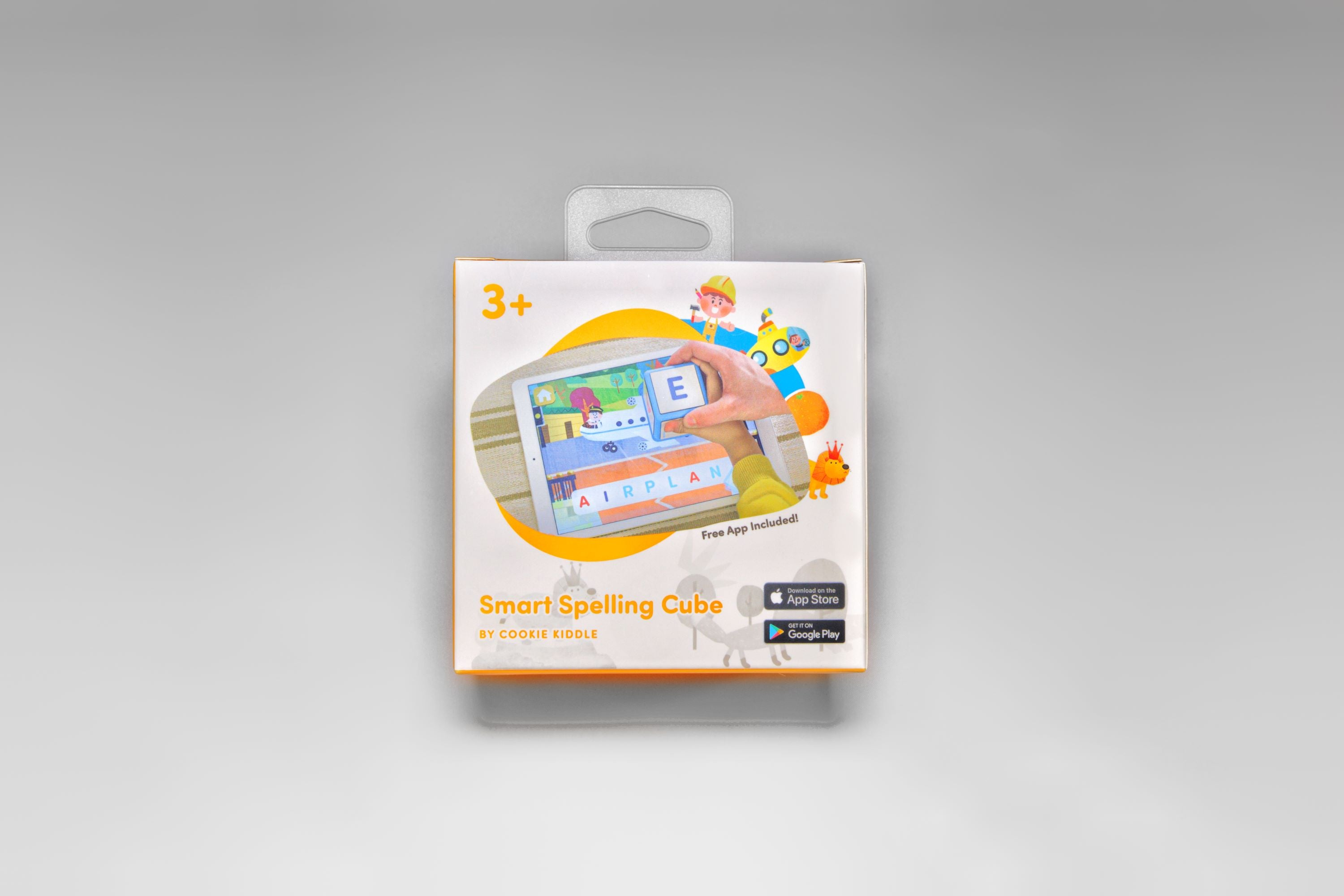 Cookie Kiddle packaging front view