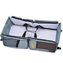 Load image into Gallery viewer, 3 in 1 Baby Travel Bag