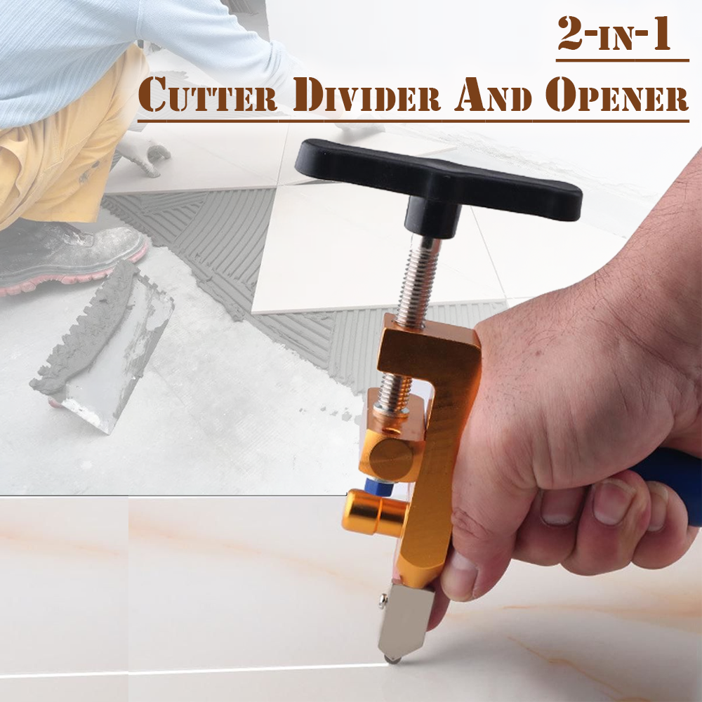 2-in-1 Cutter Divider and Opener