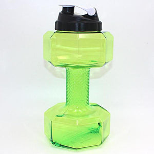 2.5L Large Capacity Dumbbell Shaped Bpa Free Plastic Water Bottle