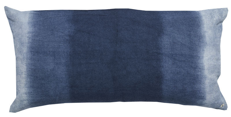 Grand Coussin MARCEL Deep Blue 55X110