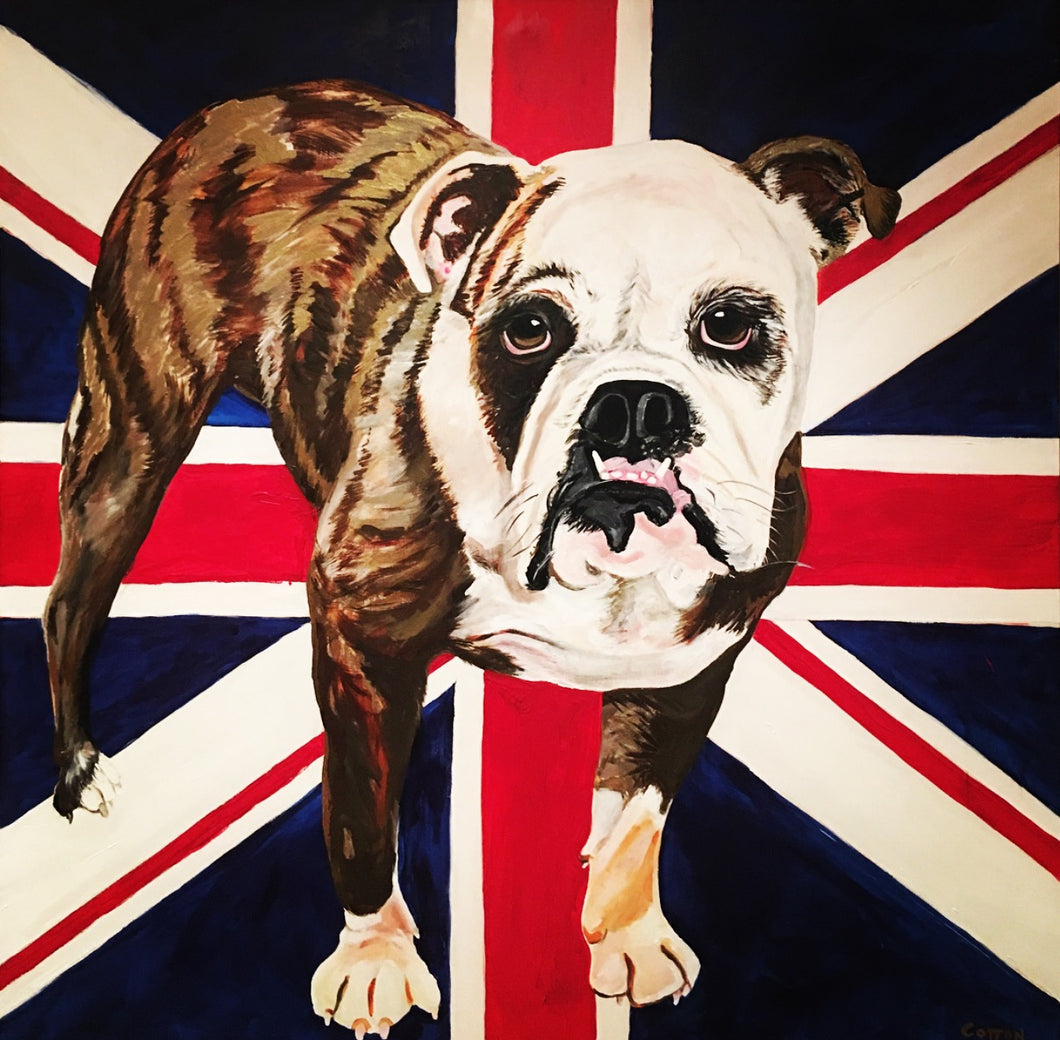 Bully Love & The Union Jack