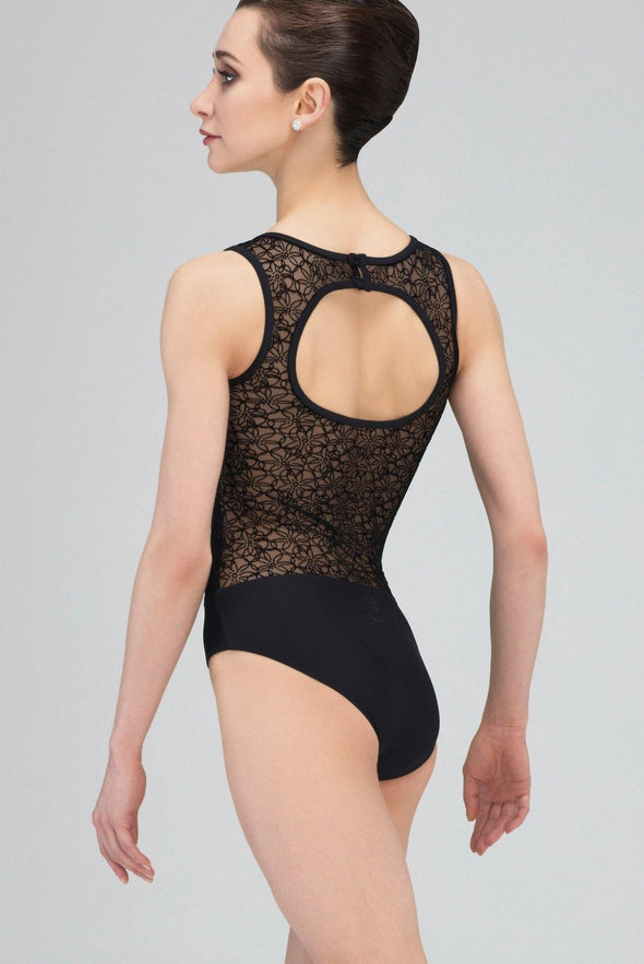 Maillot Reglisse Wear Moi - Homeballet