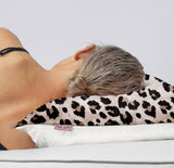 Towel Pillow Cover - Leopard
