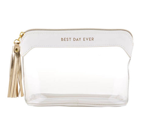 Best Day Ever Travel Pouch