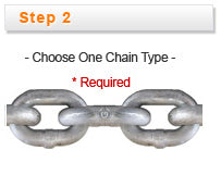 Step Two: Choose Chain