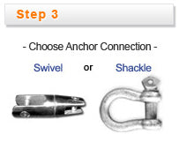 Step Three: Choose Anchor Connection