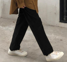 Load image into Gallery viewer, Corduroy Straight Pants
