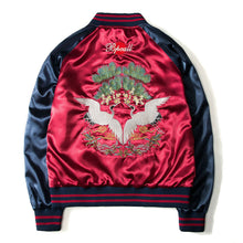 Load image into Gallery viewer, Reversible U.S. Navy Tour Jacket