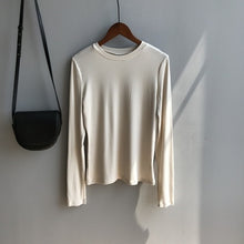 Load image into Gallery viewer, Slim Long Sleeve Top
