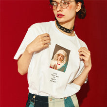Load image into Gallery viewer, Graphic T-Shirt with Saint