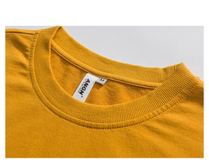 Solid Color T-Shirt
