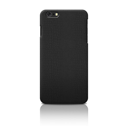 Case WILD for iPhone 6 plus, black croco